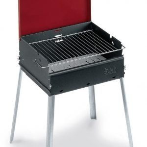 Barbecue a valigia Giramondo a carbone - BST