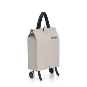 Borsa Brava Plus - borsa trolley portaspesa pieghevole - GIMI