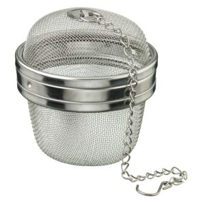 Cuoci the e spezie gigante acciaio inox 6cm - EVA Collection