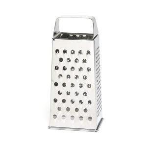 Grattugia quadrata acciaio inox - EVAcollection