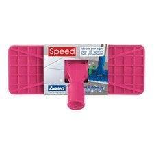 Spazzolone per panni pavimento plastica punzonato ''SPEED'' - BAMA